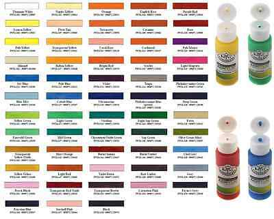 ROYAL LANGNICKEL 59ml ESSENTIALS ACRYLIC ARTIST CRAFT HOBBY PAINTS 100+ COLOURS