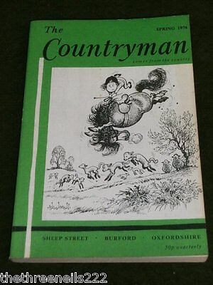 The Countryman - Spring 1976 - Woodland Flowers