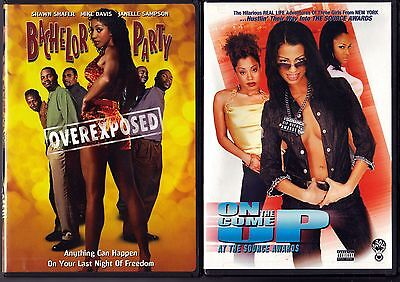 Bachelor Party Overexposed (DVD) & On The Come Up At The Source Awards (DVD)