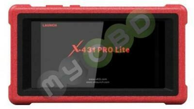 Launch X-431 Pro Profi Diagnosegerät Deutsch ink Updates ABS Airbag Bremse etc..