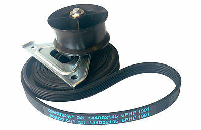 for HOTPOINT INDESIT ARISTON Tumble Dryer JOCKEY PULLEY WHEEL & BELT