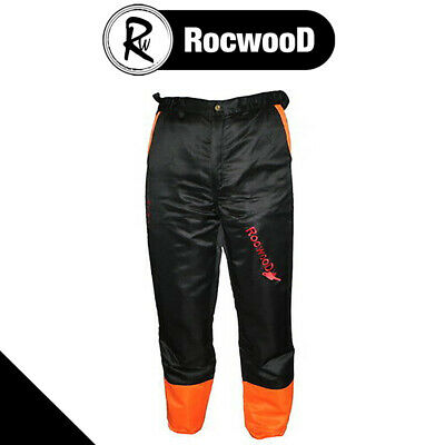 Chainsaw Safety Trousers Ideal For All Users, Select Size From The Drop Down Box