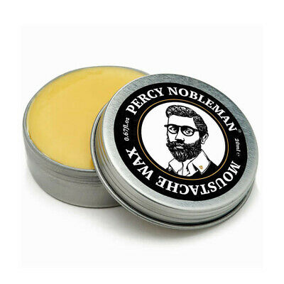 Percy Nobleman Moustache Wax Strength Strong Mo Styling *QUICK POST*AUS SELLER*