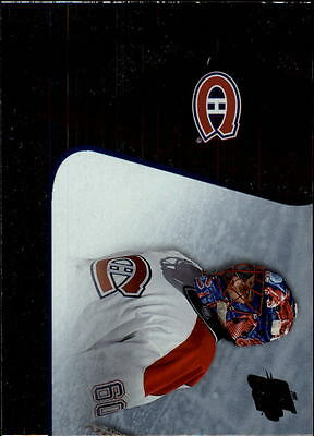 2002-03 Pacific Quest for the Cup #52 Jose Theodore
