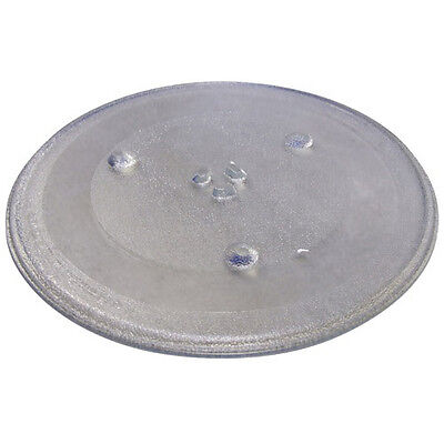 Original Panasonic Microwave 343mm Glass Turntable Plate for NNST479SBPQ