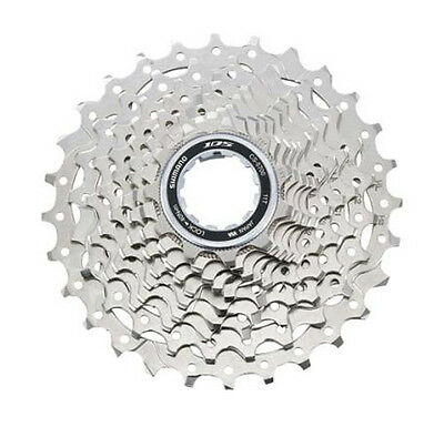 Shimano 105 - CS-5700 Road Bike Cassette 10 speed 11-25