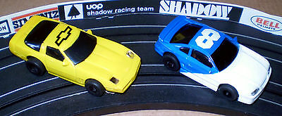 ARTIN CORVETTE MUSTANG SLOT CAR HO
