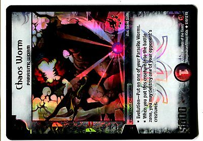 Duel Masters Promo Holo N° L10/12 Chaos Worm