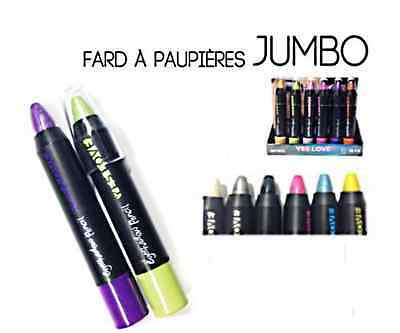1 Stylo Jumbo Ombre A Paupiere Fard Maquillage