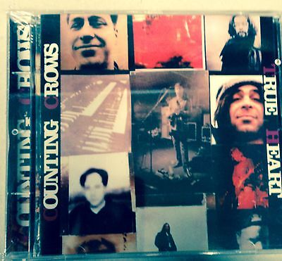♫♪♫COUNTING CROWS - TRUE HEART -  CD LIVE 1990 TOUR in ITALY - SEALED MINT !!!