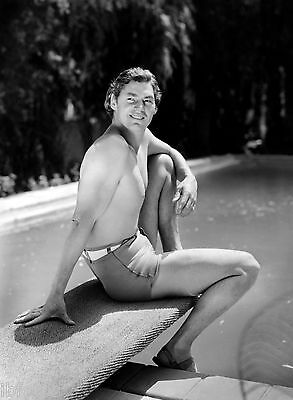 Photo Johnny Weissmuller Ref (Wei0304320141)
