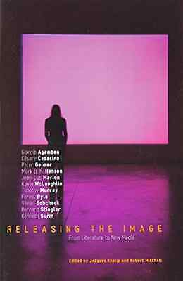 Releasing the Image: From Literature to New Media - Paperback NEW  2011-09-05
