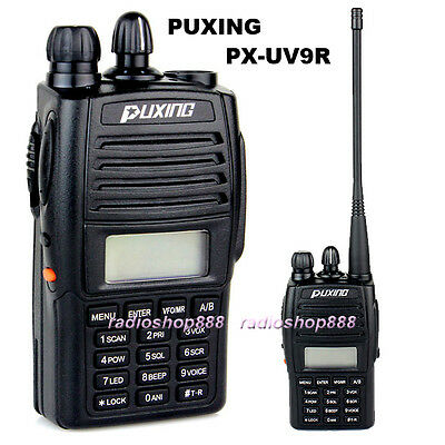 Puxing PX-UV9R 136-174/400-480MHz Cross-Band Repeater Dual-Band Duplex Radio