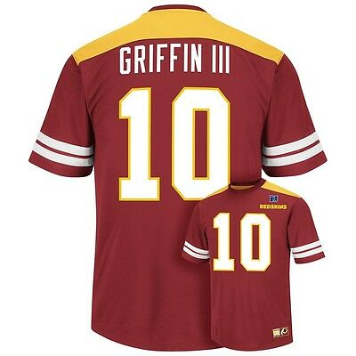 ( 60) Washington Redskins ROBERT GRIFFIN III nfl RG3 Jersey Shirt ADULT  MEN S m 51d7f5d90