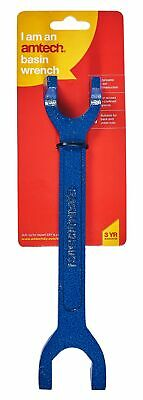 """Fixed Basin Copper Pipe Wrench Tap 1/2"""" & 3/4"""" Sink Plumber 15mm 22mm Bathroom"""