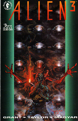 ALIEN 3 #3 (of 3) 1992 - Back Issue