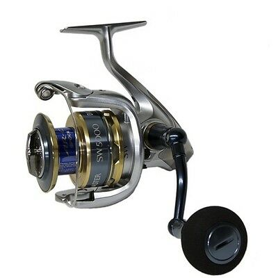 New SHIMANO 13 BIOMASTER SW 5000PG  Spinning Reel from Japan
