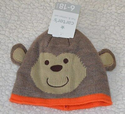 Carter s NWT Infant Hat and Mitten Set size 6 to 18 months - FREE SHIPPING - e67e9375032b