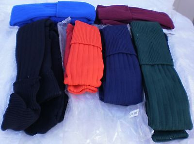 Kids Football Rugby Soccer Hockey Footy Socks Aust Made Wool blend foot