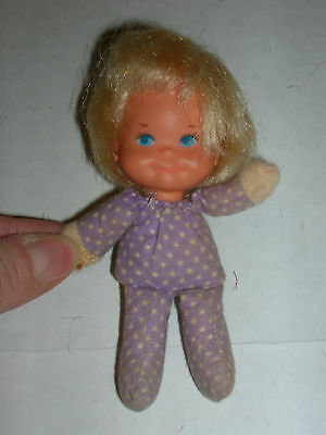 Vintage 1975 MATTEL Honey Hill Bunch  Doll - LIL KID Preowned