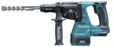 Makita Dhr243Z 18 Volt Cordless Sds Hammer Drill 3 Mode With + Chuck (Bare Unit)