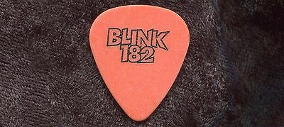 BLINK 182 1999 Enema Tour Guitar Pick!! TOM DeLONGE custom concert stage Pick #1