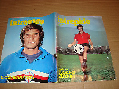 Intrepido 1974 Nr.10 Billy Bis/Ray Sugar/Nino Manfredi Buono/Ottimo