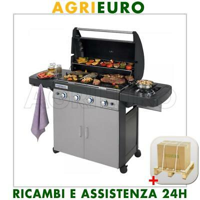 barbecue a gas Campingaz 4 series Classic LS  PLUS culinary modular, forno, BBQ