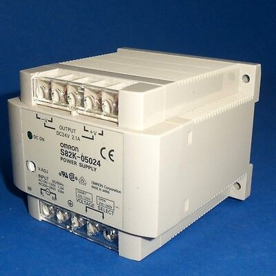 Omron 240V 0.8A Power Supply, S82K-05024 *jh*