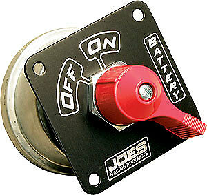 JOES Racing Products 46200 Battery Disconnect - 2 Terminal