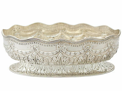 Sterling Silver Bowl by Charles Stuart Harris - Antique Victorian