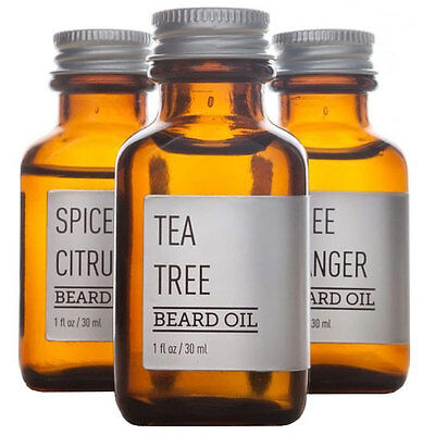 BeardBrand Beard Oil ALL NATURAL Made in USA Beard Brand Conditioner Care