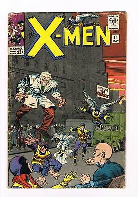 X-Men # 11  There Shall come a Stranger ! grade 3.5 scarce book !!