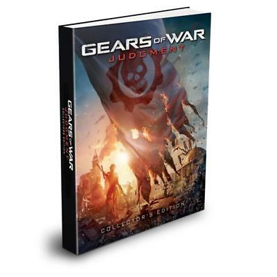 Gears of War Judgment, Engl. Lösungsbuch Strategy Guide Collectors Edition NEU