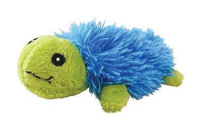 Kong Refillable Bright Blue Turtle Cat Toy With Catnip Free Ship In The Usa Only