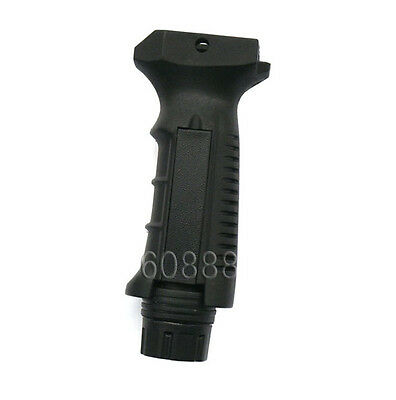 Tactical Ergonomic Vertical Foregrip Grip For 20mm RIS