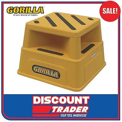 Gorilla Industrial Safety Step 150kg - GOR-STEP
