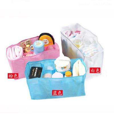 New Baby Diaper Nappy Travel Storage Bag Mom Outdoor Tote Organizer Liner--Z