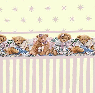 Dolls House Wallpaper 1/12th 1/24th scale Nursery Quality Paper #113