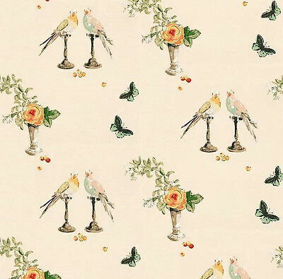 Dolls House Wallpaper 1/12th 1/24th scale Birds Quality Paper #12