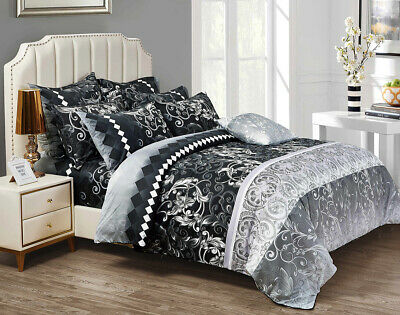 COSTA Duvet/Doona/Quilt Cover Set Double/Queen/King/Super King Size Bed New