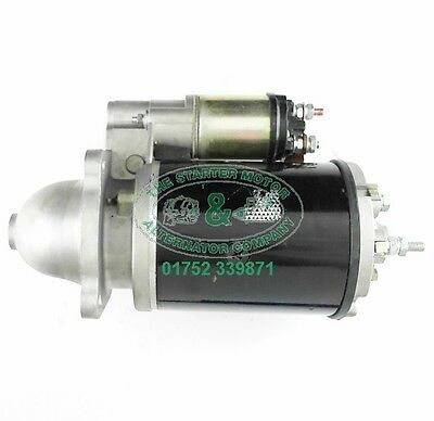 Ford Tractor Starter Motor  New  S212