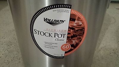 60 quart stock pot vollrath home brew