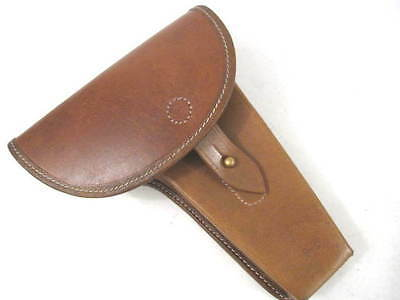WWI Austria-Hungary Steyr-Hahn Model 1911/1912 Leather Holster - Reproduction