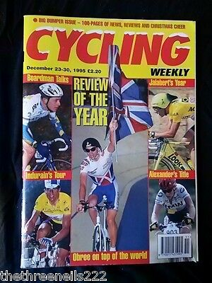 Cycling Weekly - Review Of The Year - Dec 23 1995