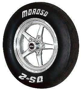 Moroso 17040 24.0 x 5.0 15 DS-2 Front Drag Tire