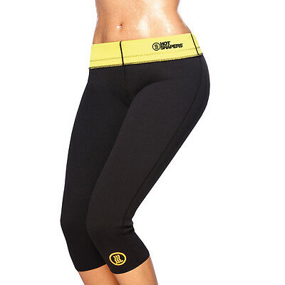 Hot Shapers Sporthose Diäthose Gr. S-XL Abnehmhose Schwitzhose Training FITMAXX
