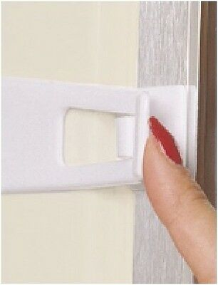Dream Baby Adhesive Refrigerator Safety Latch
