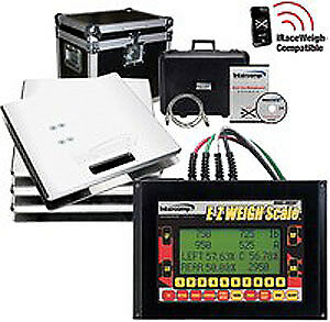 Intercomp 170124 E-Z Weigh Scale System SW500 ; Includes: