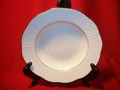 Herend China Golden Edge  Bread  Plate   HDE 1515        NEW